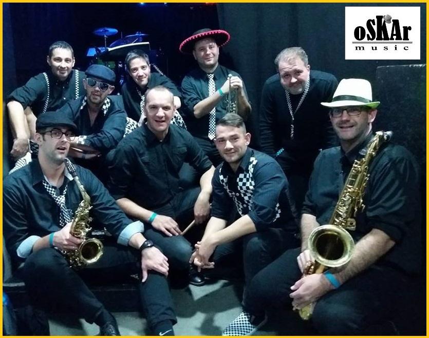 oSKAr music zenekar