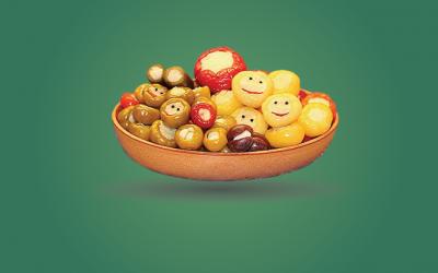 Vecsési savanyúság/ Vecséser Sauerkraut